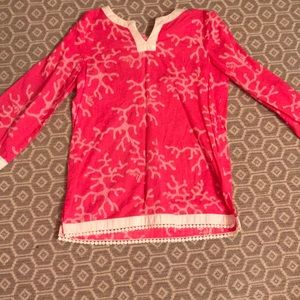 Lilly Pulitzer girls shirt
